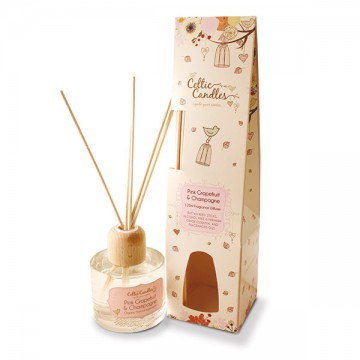 120ml Fragrance diffuser Pink grapefruit and champagne
