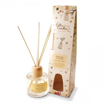 120ml Fragrance diffuser Lemon and tea tree