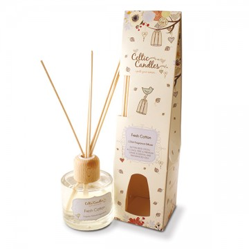 120ml Fragrance diffuser Fresh cotton