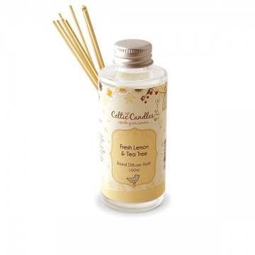 100ml Fragrance Diffuser Refill Lemon & Tea Tree