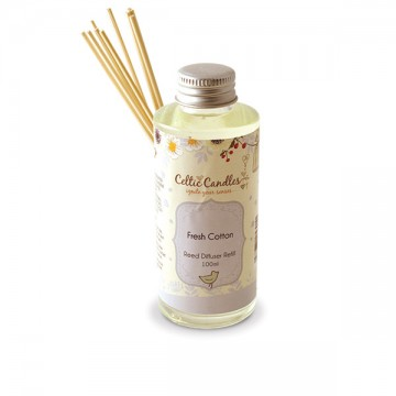 100ml Fragrance Diffuser Refill Fresh Cotton