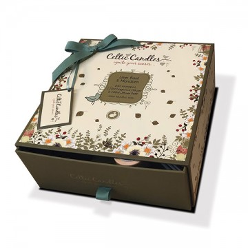 Celtic classic gift box Lime basil and mandarin
