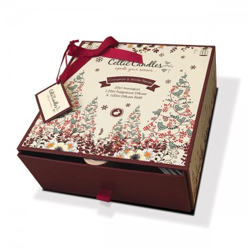Celtic classic gift box Cinnamon and winter berries