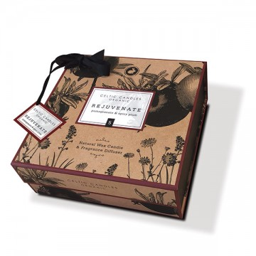 Celtic organic gift box rejuvanate